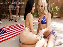 Americas Sweethearts -(Chloe Temple,Codey Steele,Jasmine Grey)