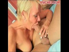 Nice videotape recording category milf (311 sec). Young guy fuck her mom friend.