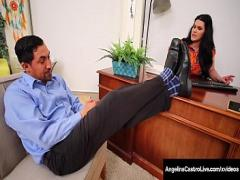 Play videotape recording category blowjob (600 sec). BBWs Angelina Castro amp_ Harmonie Marquis Fuck amp_ Suck A Dick!.