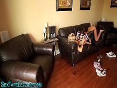 Free sensual video category lesbian (329 sec). Real lesbian gets oral.