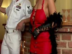 Free video link category bdsm (335 sec). Navy femdom guys oral.