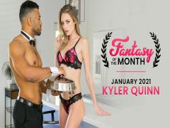 January 2021 Fantasy Of The Month (Kyler Quinn,Troy Francisco)